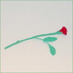 Cernit rose