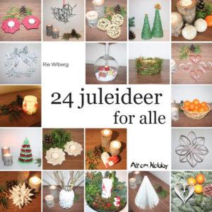 e-bog - 24 juleideer for alle