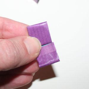 Fold enderne ind til midten