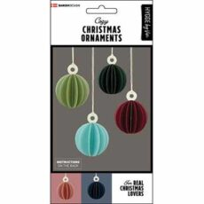 Vivi Gade Modern Christmas Ornaments 6 stk.