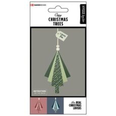 Vivi Gade Modern Christmas Trees 6 stk.
