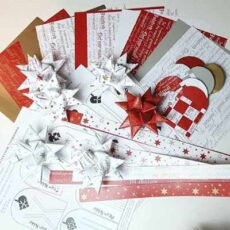 Pakke - juleklip